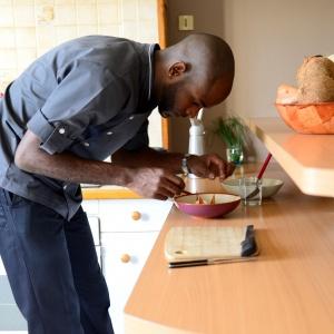 Offrez-vous un repas avec le chef Cédric Martial