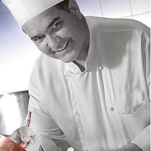 Offrez-vous un repas avec le chef Arnaud Languille